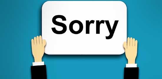 Saat berbicara dengan turis, hindari sering minta maaf karena bahasa inggrismu jelek